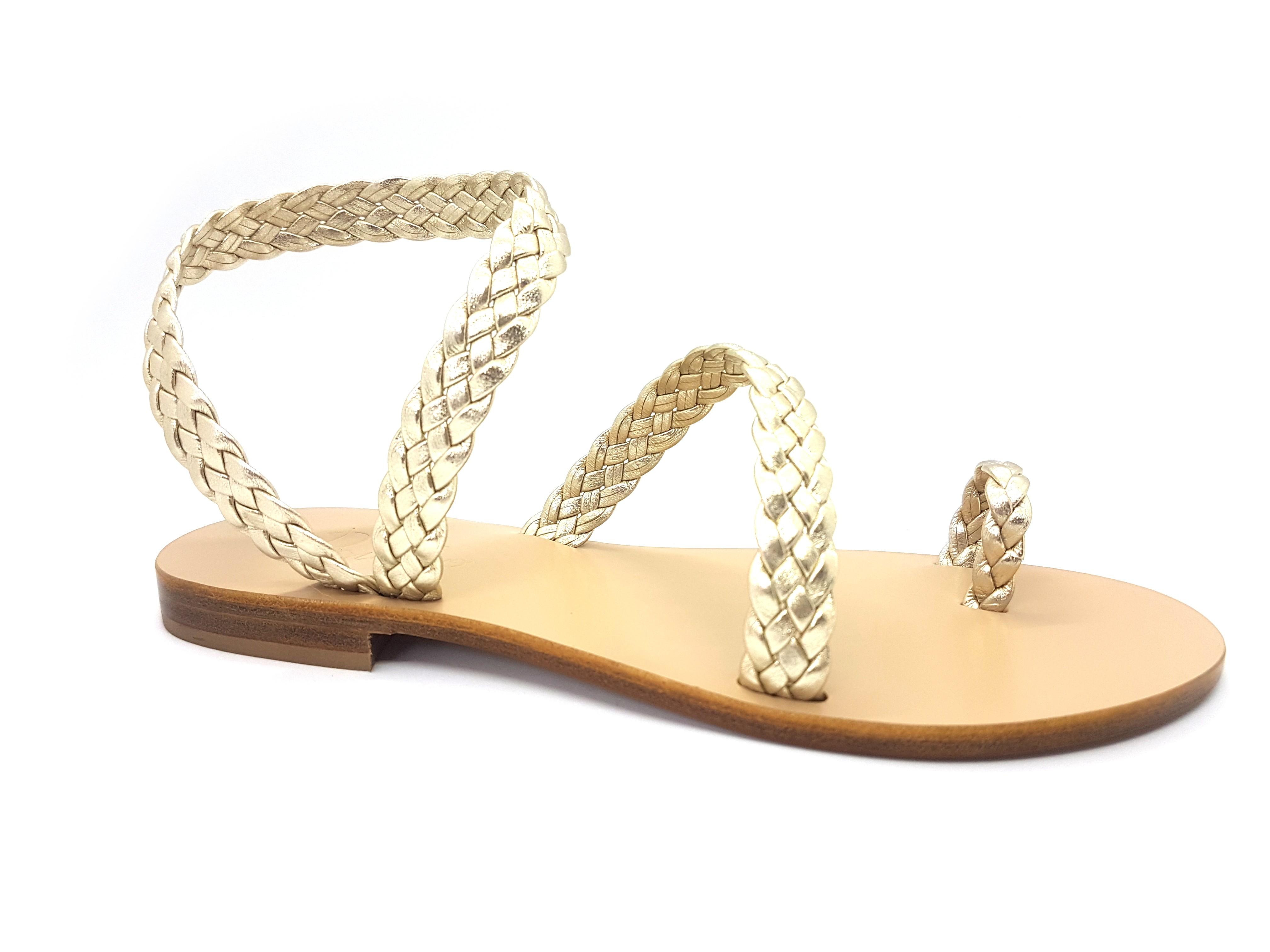Tr1804 Treccia Kalos Sandals Sandalo Infradito b6Ygyf7